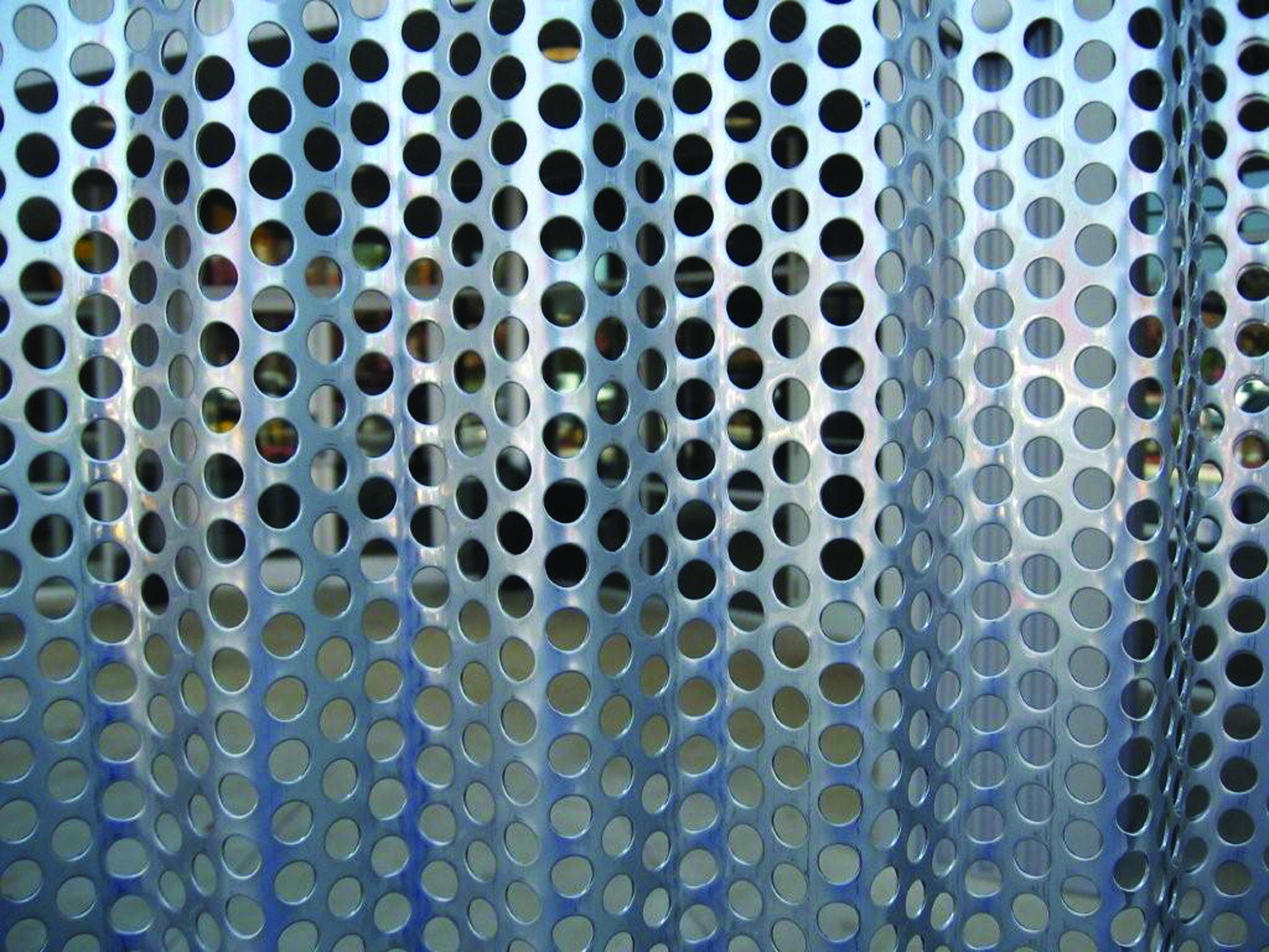 Gaten Series A Perforated Metal Panel By Atas Atas