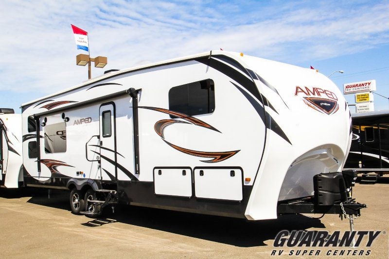 Amped Toy Hauler Evergreen 2016 Recreational Vehicles Evergreen