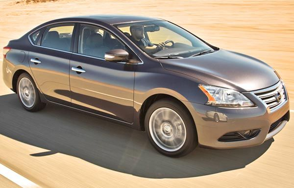 3 Nissan Sentra 2014 Best Compact New Cars Under 20000