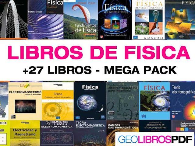 +27 Libros De Fisica En Español