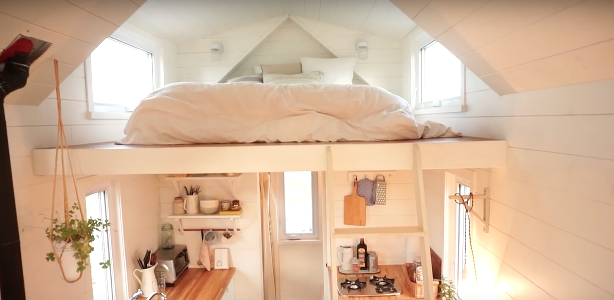 where to put a tiny house. [WATCH] Tiny House With Incredible Interior Design Built In 40 Days! Where To Put A