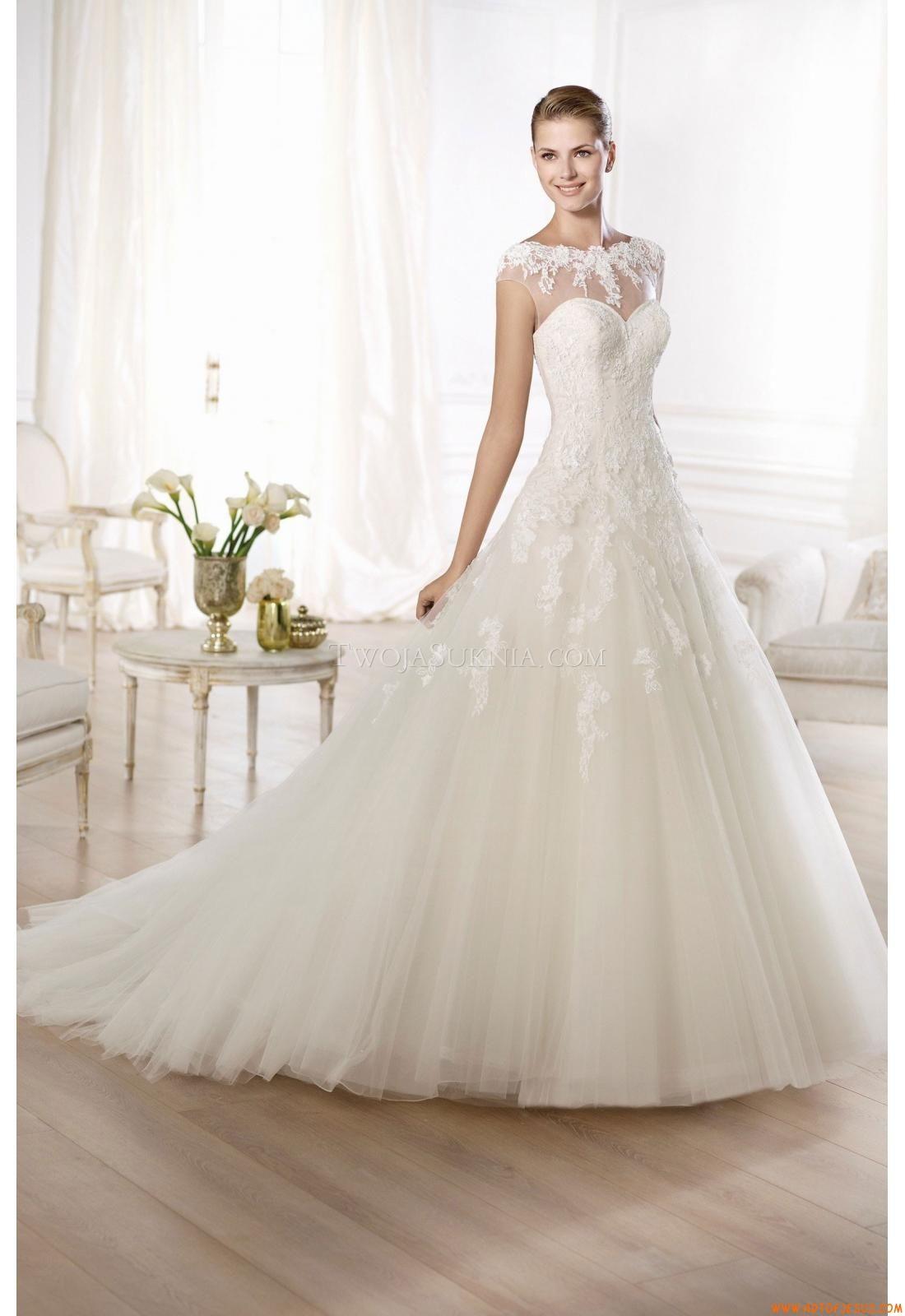 Brautkleider Pronovias Ofil 2014 | Hochzeitskleider | Pinterest ...