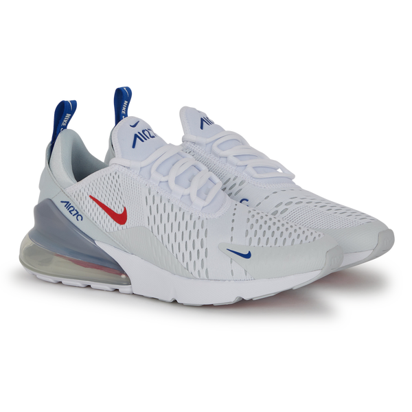 air max 270 blanche et rouge courir