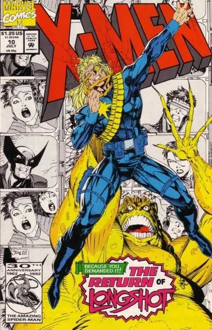 X Men 10 Jim Lee Scott Williams Marvel Comic Books Marvel Comics Covers Comics