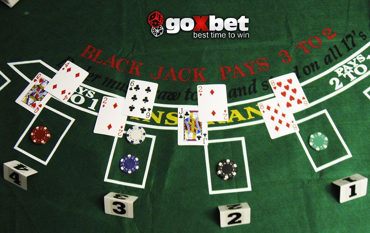 очко 21 в казино онлайн