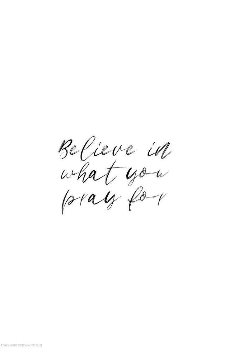Faith always