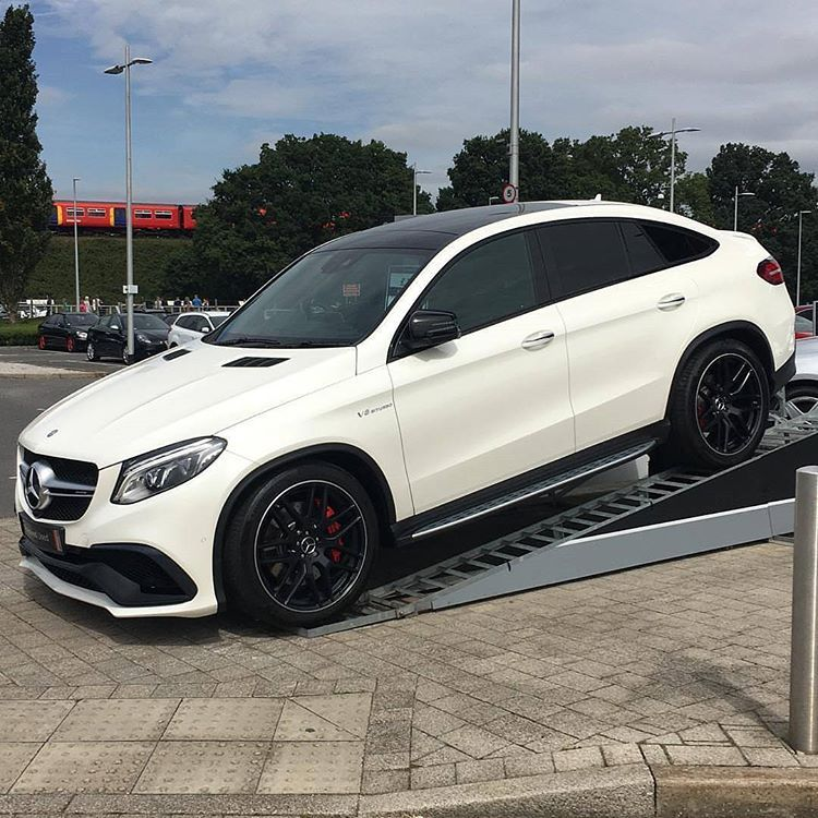 Heavy: Mercedes-AMG GLE 63 S Coupè 585 HP V8 BITURBO