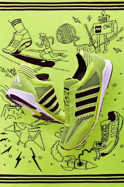 adidas & Damien Weighill (Interview) - Art & Sole