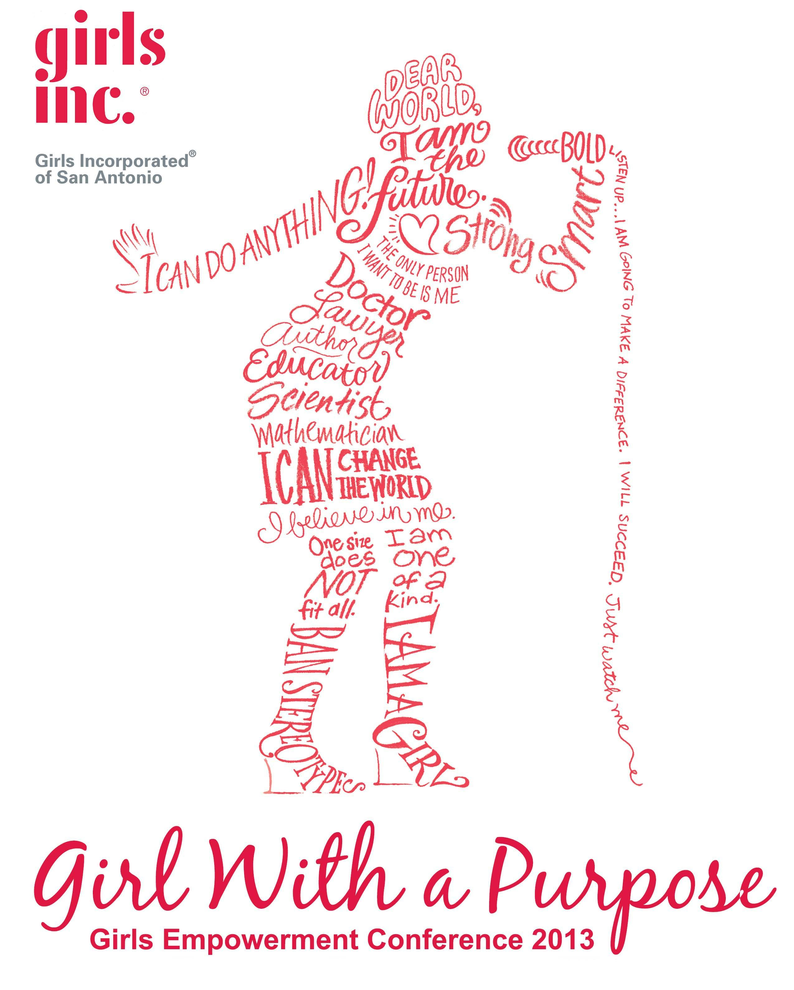 Girl With A Purpose Girls Empowerment Conference