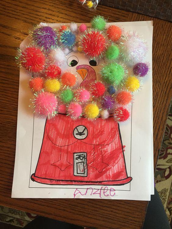 Disguise Tom Turkey   Disguise Turkey Ideas -   13 turkey disguise project kindergartens unicorn ideas