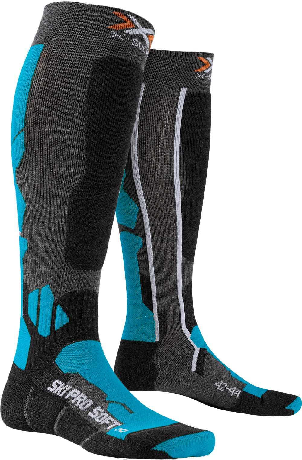 The X Socks Sup Sup Ski Pro Soft Offers A Broadly Integrated Protection System Of The Finest Materials The Combi Socks Best Socks For Running Soccer Socks