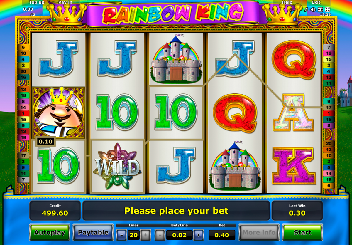 New Online Casinos King Casino Bonus
