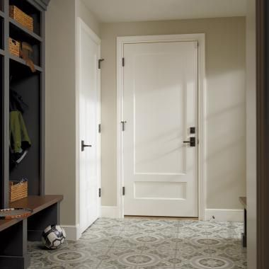 This Mudroom Features A 20 Minute Fire Rated House To Garage Ts2210