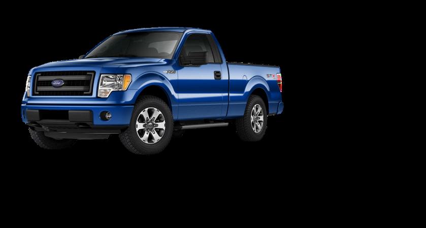 New 2013 Ford F150 STX (Blue Truck) Charleston Used
