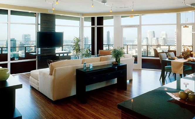 Downtown San Diego Loft Living Before Married With A Fam Entrancing The Living Room San Diego Design Inspiration