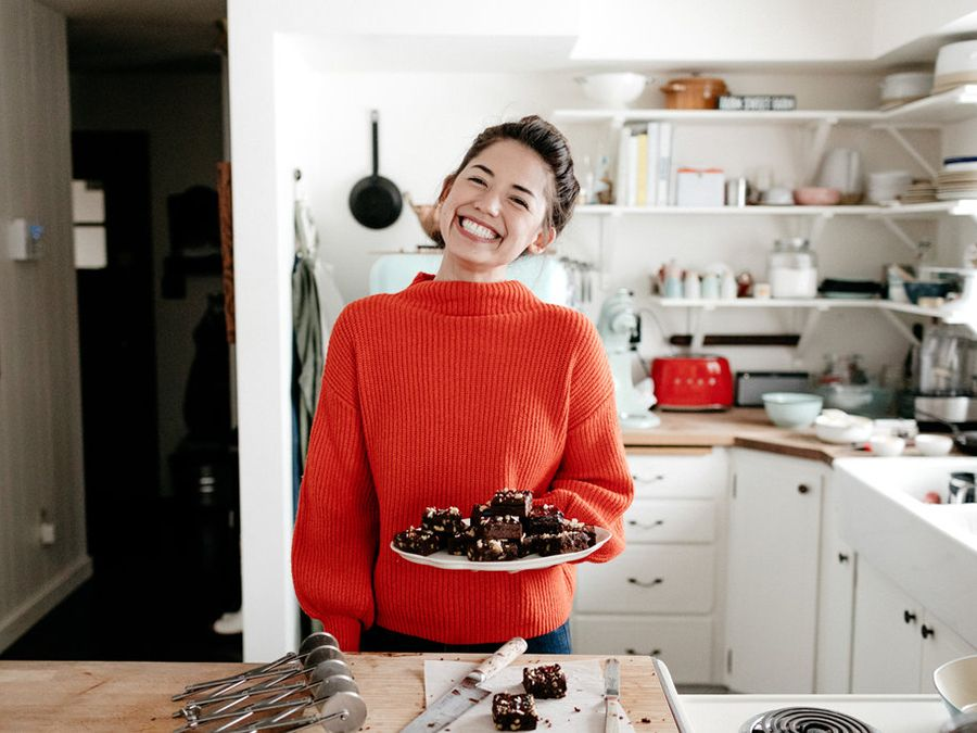 Molly Yeh Loves Cookie Salad, and You Should, Too #cookiesalad