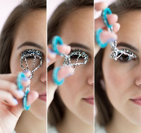 Get ready to prevent clumps, easily apply false lashes ...