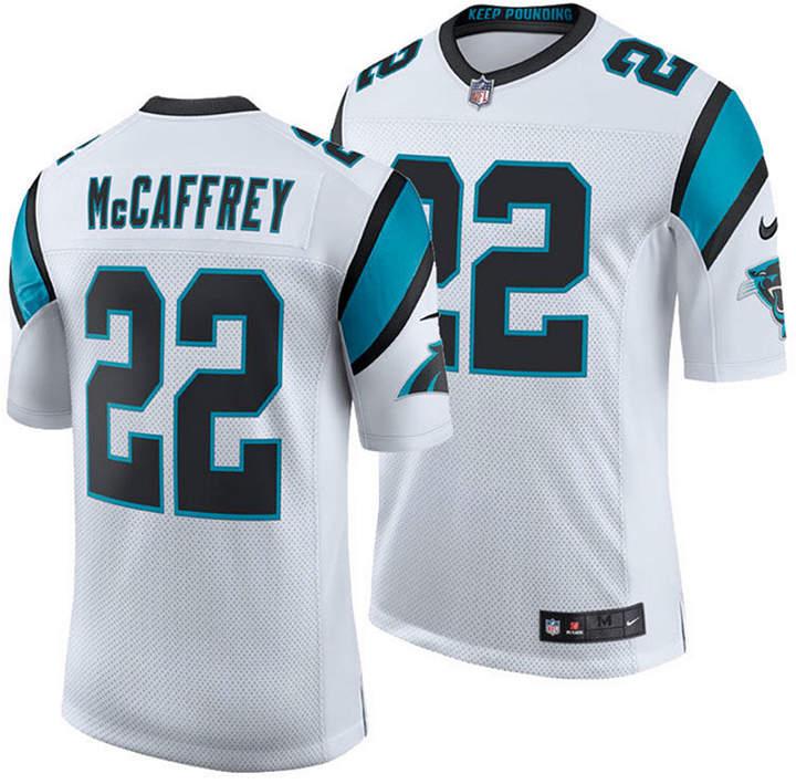 7f793aed9af76 Nike Men Christian McCaffrey Carolina Panthers Limited Jersey in ...