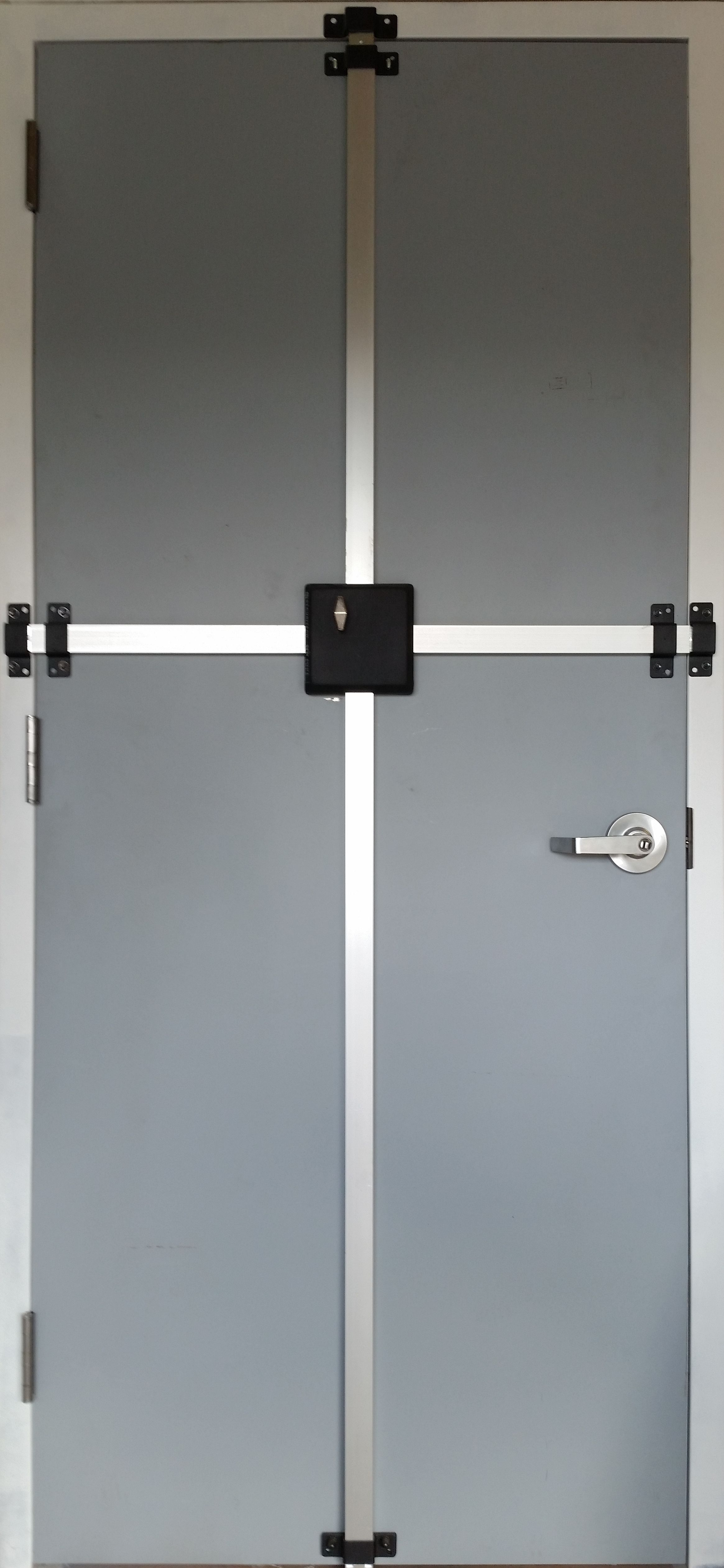 4840 High Security Surface Applied Multi Point Lock Security