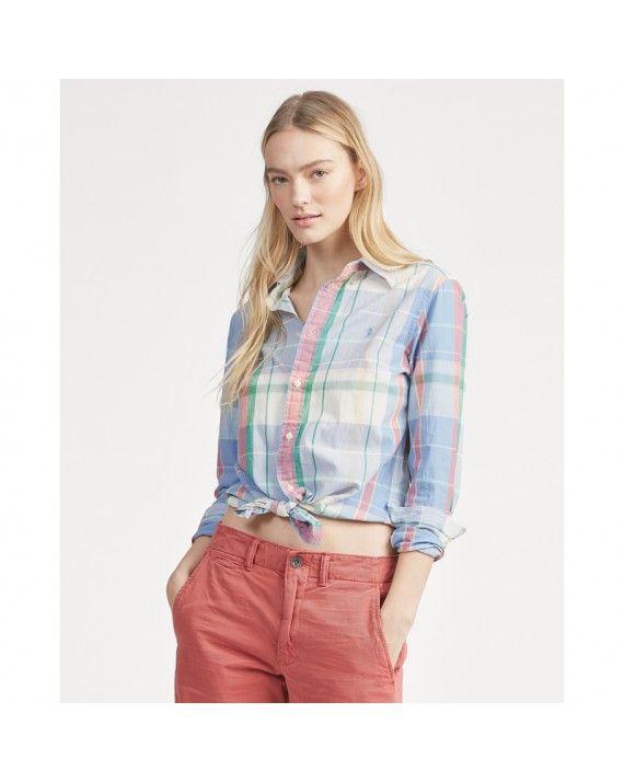 Ropa De Mujer Tienda De Ralph Lauren Levis Gap Ralph Lauren Camisas Camisa Para Mujer Ralph Lauren