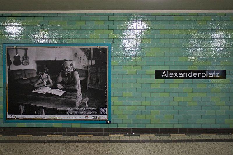 U Bahn Berlin Alexanderplatz Berlin Street Art Art