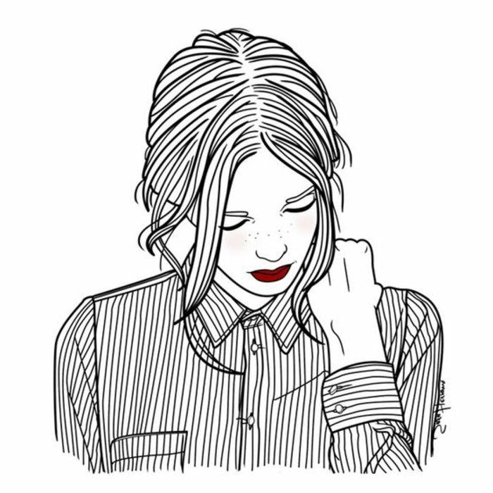 1001+ Idées pour un portrait noir et blanc + des images de
