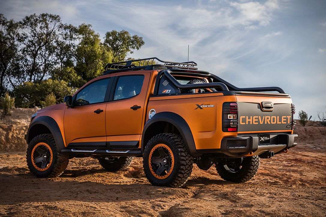 Chevy S Colorado Xtreme Is The Off Road Warrior You Ve Been