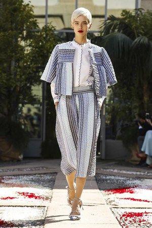 Luisa Beccaria Spring 2018 Milan Fashion Week Show