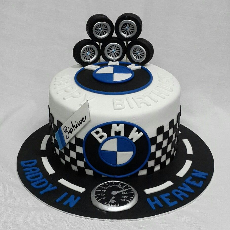 BMW cake. Car lovers cake. Mag wheels. Perfect for men\u0027s