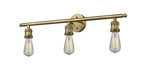 Photo of Innovations Lighting 204-BB 3 Light Bathroom Fixture