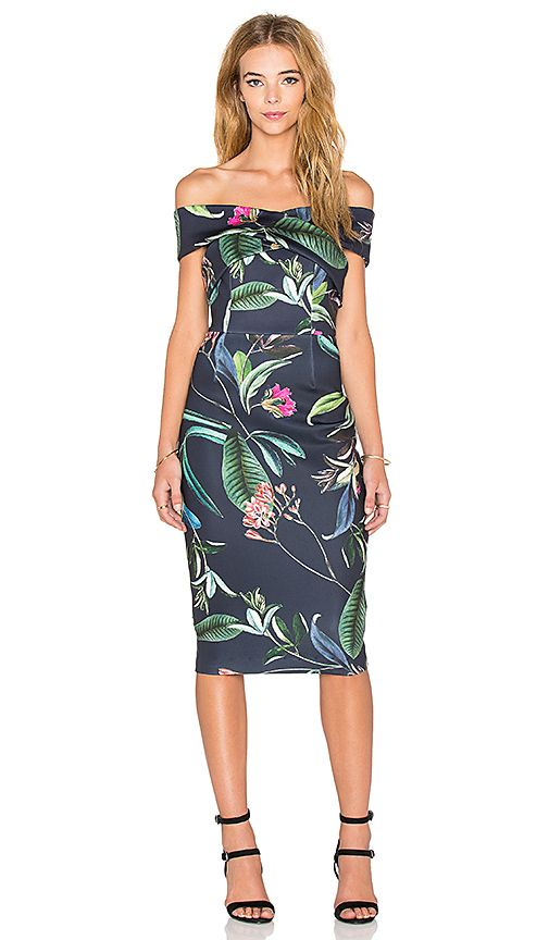 Keepsake The Sweetest Thing Dress In Botanic Floral Navy At Revolveclothing Dresses Revolve Clothing Fashion Central Haul of pretty dresses, january sale finds, shoes, bikinis and more! pinterest