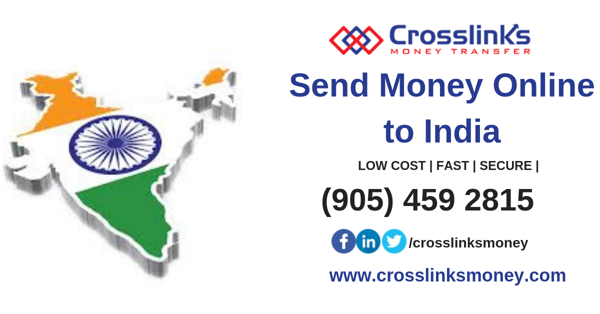 Money To India Online First Transfer