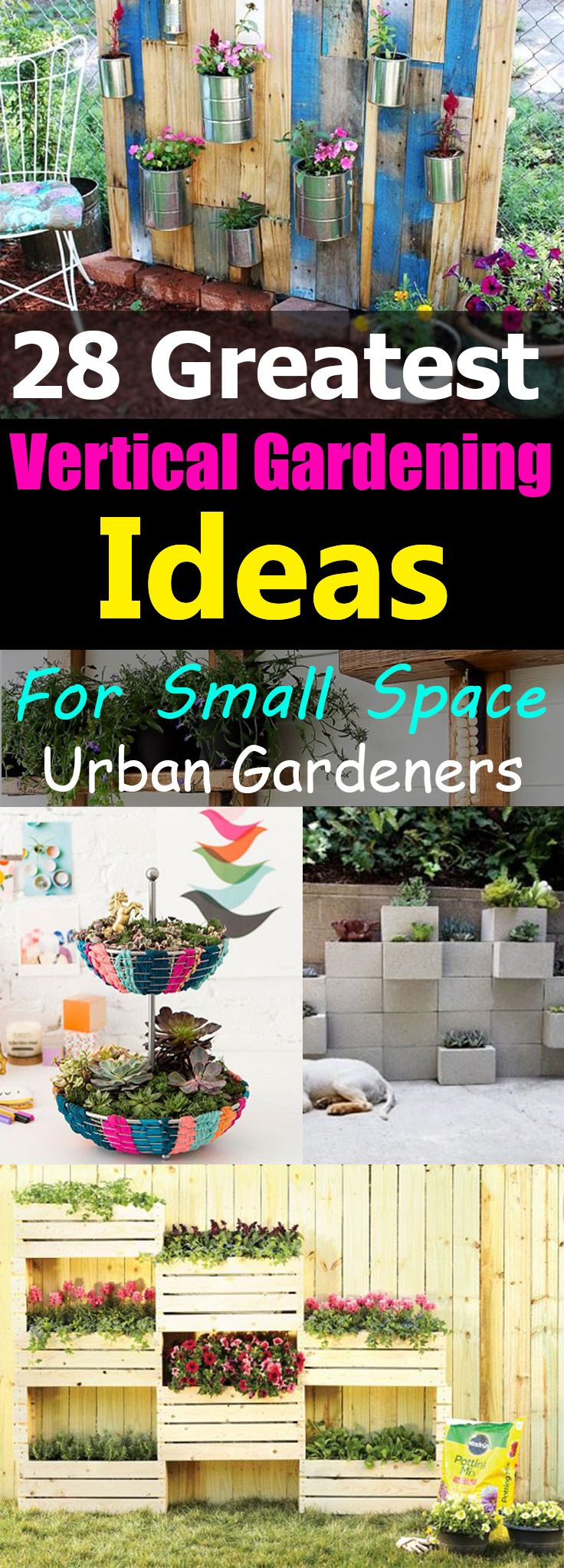 23 urban vertical garden