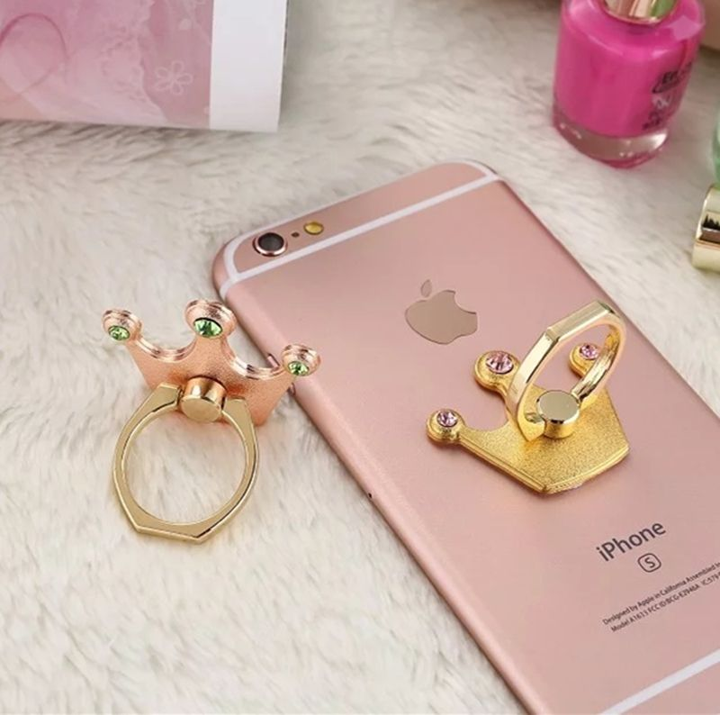 Mobile Phone Accessories Mobile Phone Holders & Stands Strict Uvr Unicorn Mobile Phone Stand Holder Cute Animal Finger Ring Mobile Smartphone Holder Stand For Iphone Xiaomi Huawei All Phone Attractive Designs;