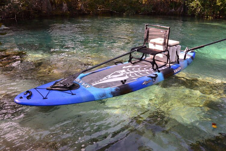 Research Everything You Need To Know About The Kahuna From Kaku Kayak Read Product Reviews Compare Gear Or Find Ou Kayaking Kayaking With Dogs Kayak Fishing