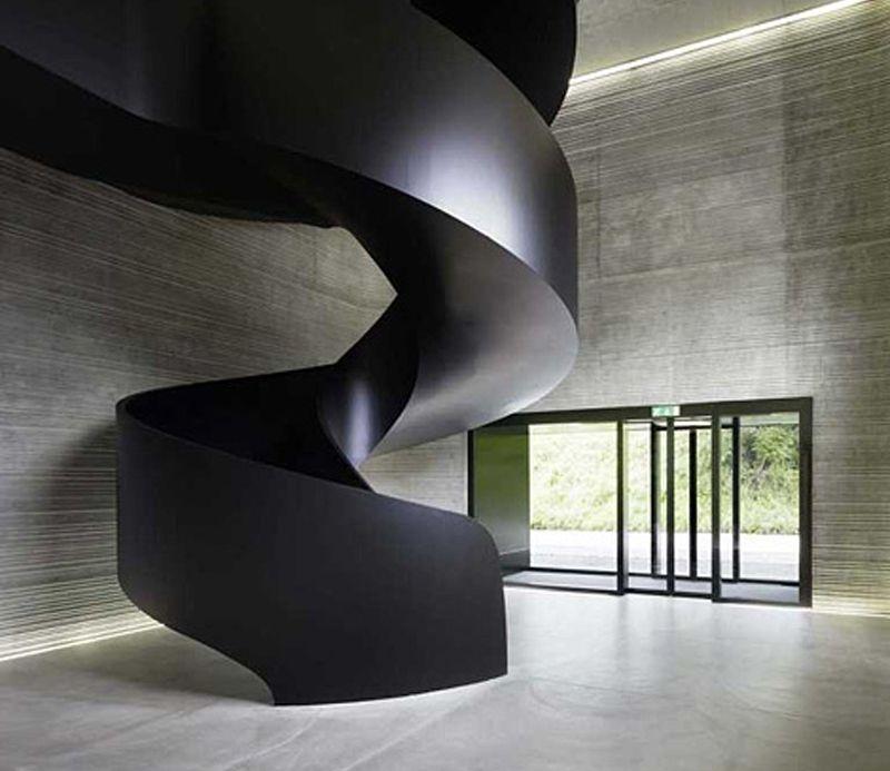 Best Futuristic Spiral Staircase Stairs Design Modern 400 x 300