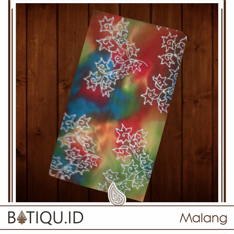 Batik Tulis Malangan Btmc Harga 350rb Panjang 230cm Lebar 115cm