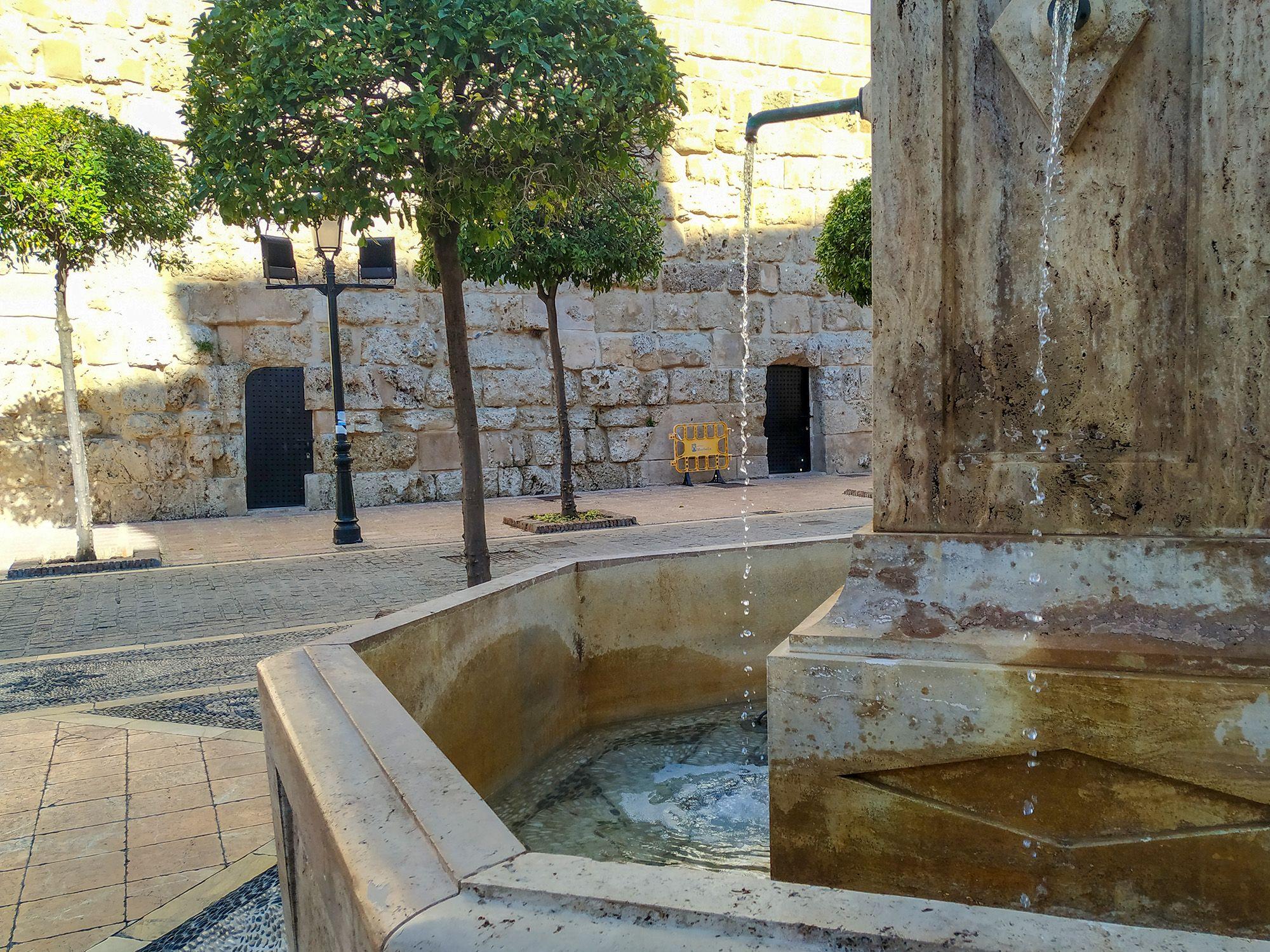 Plaza de la Iglesia, Marbella