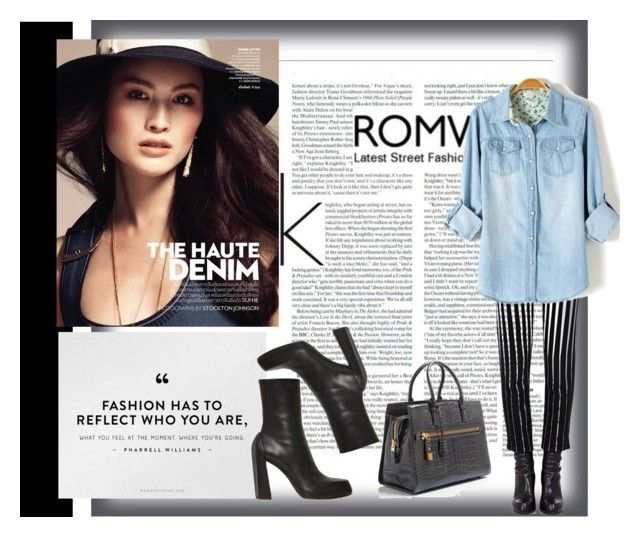 """""""my style"""" by gasteovska-t ❤ liked on Polyvore featuring Ann Demeulemeester"""