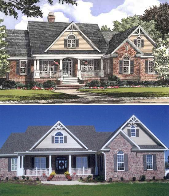 The Jeffcoat Plan 1031 House Plans House House Design
