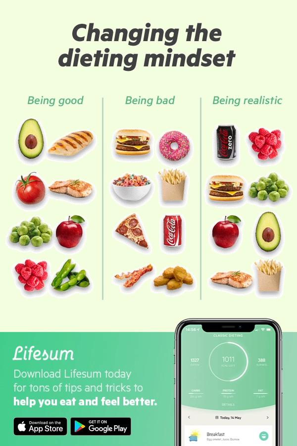 app de comida sana gratis