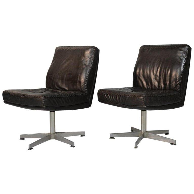 De Sede Office Chair Desk Chair Vintage Ds 35 Swivel