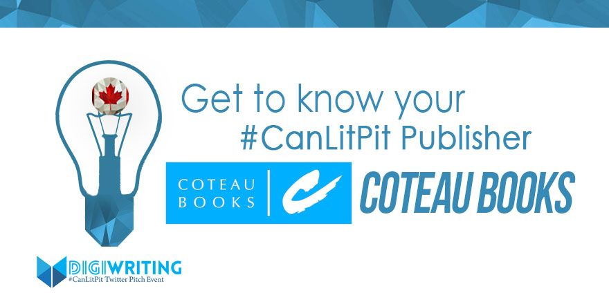 Good Afternoon!! Read our Getting to Know Your #CanLitPit Publishers Coteau Books!! http://digiwriting.com/writing-tips/getting-to-know-your-canlitpit-publishers-coteau-books/ #CanLitPit #books #publishers