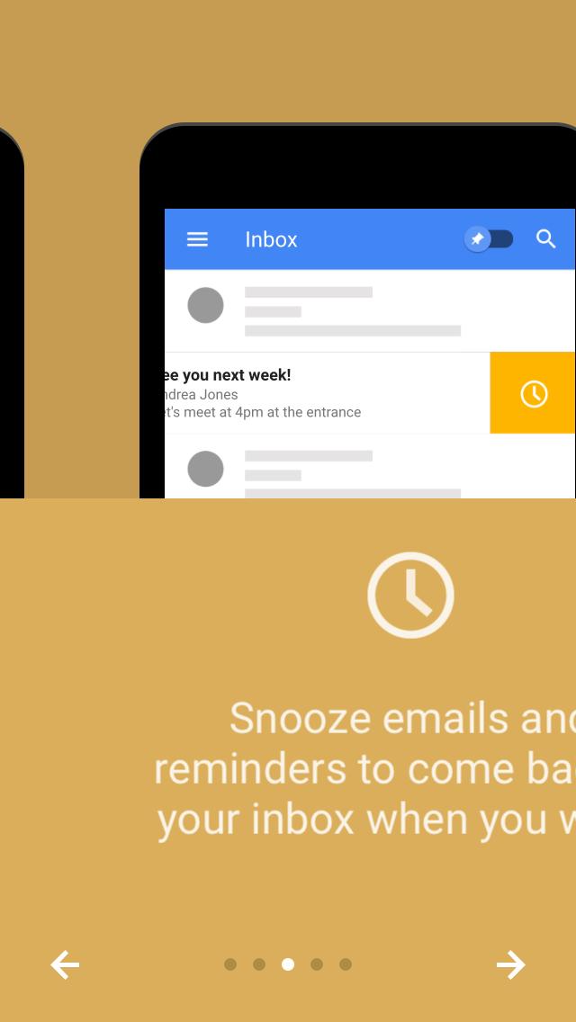 Google Inbox (iOS)