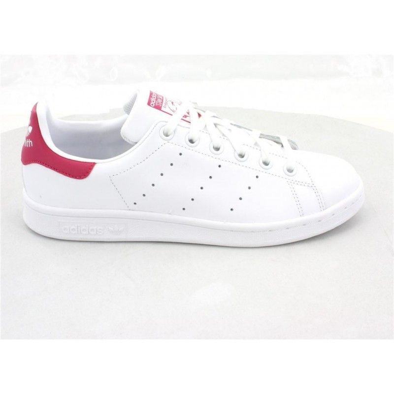 Stan Smith couleur rouge #StanSmith #Adidas #Baskets