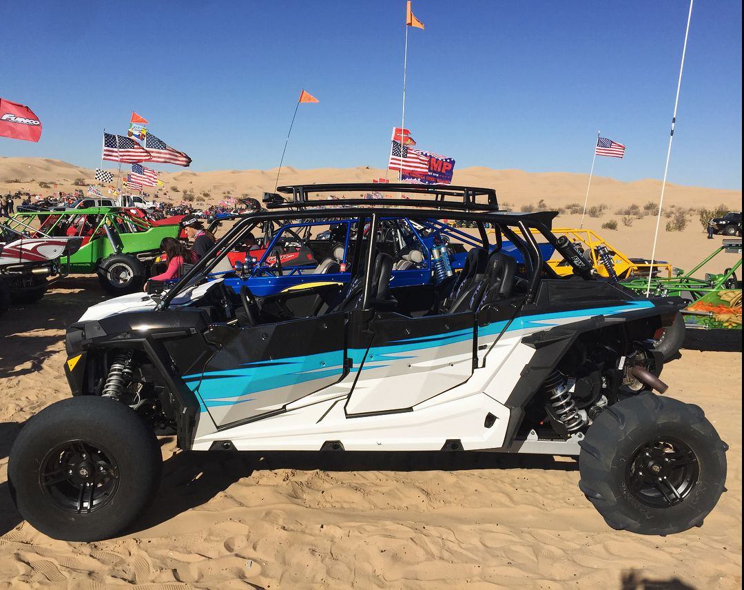 TBT 5th SxS Roll cage, Rzr, Offroad