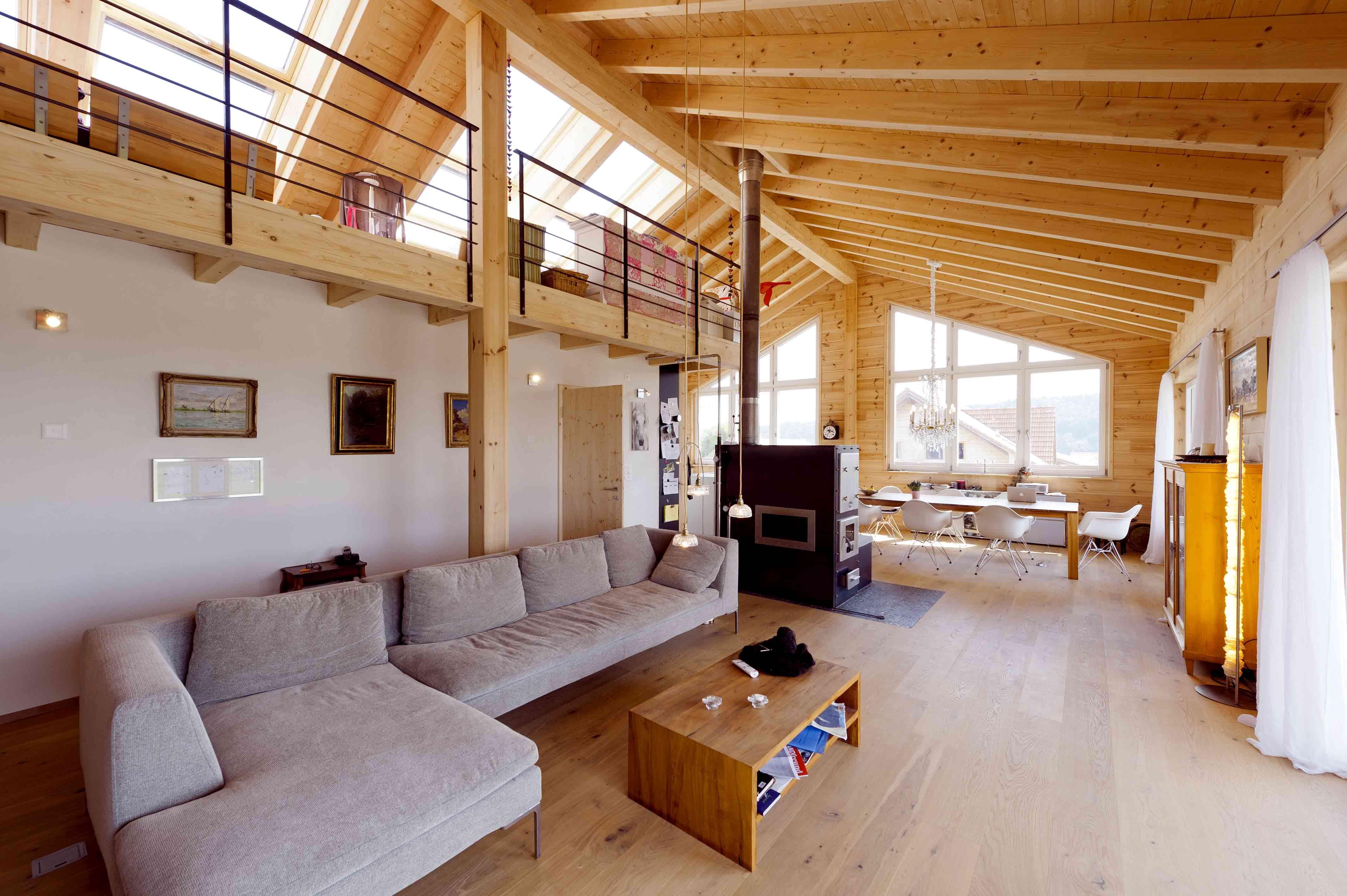 Holzhaus Sunnsite von Fullwood Wohnholzhaus Wohnen