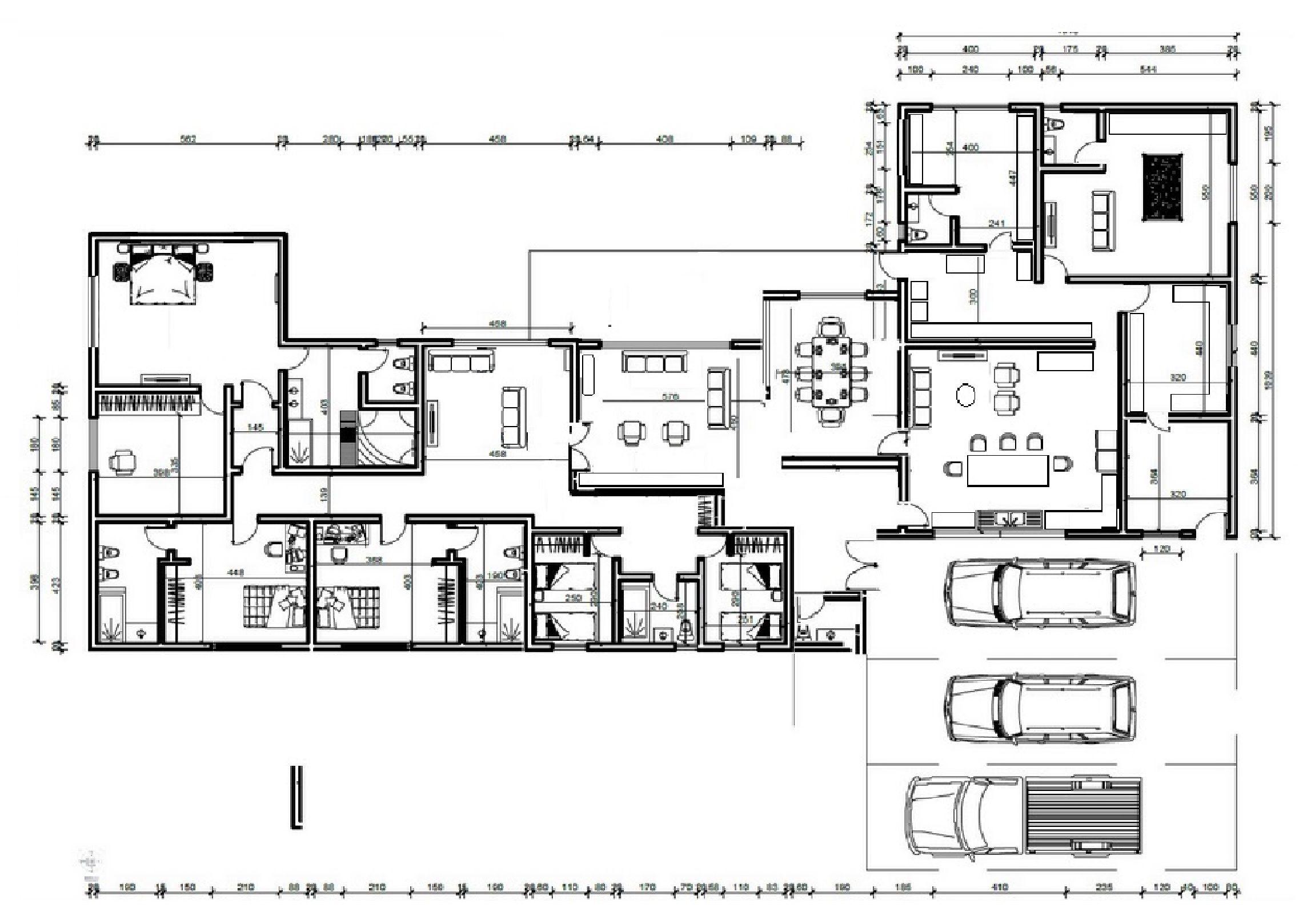 Ideas para distribucion de muebles y espacios en la casa - Distribucion casa ...
