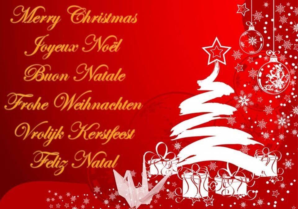 Many languages holidays greetings pinterest language and holidays many languages m4hsunfo