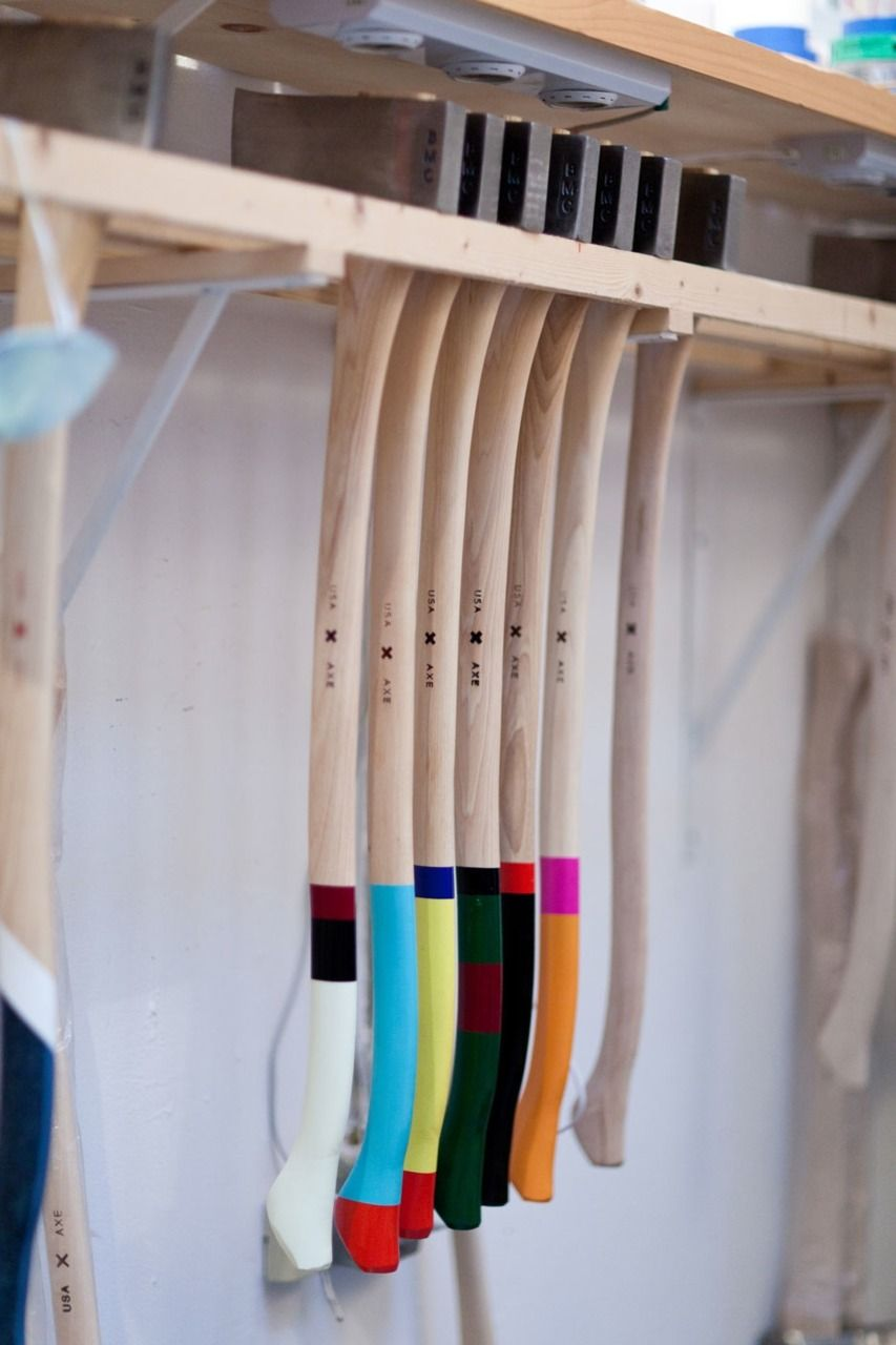 From The Best Made Workshop Cool Things To Make Rack Design Hanging Photos